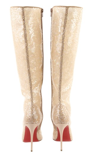 Christian Louboutin Beige Boots Image 3