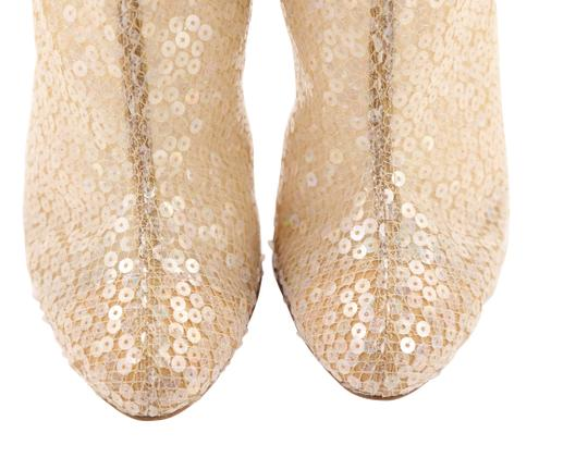 Christian Louboutin Beige Boots Image 5