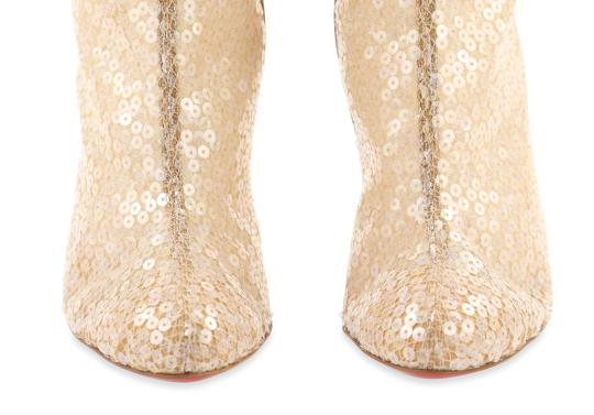 Christian Louboutin Beige Boots Image 6