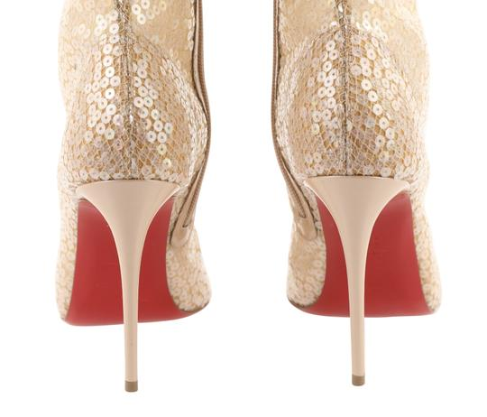 Christian Louboutin Beige Boots Image 7