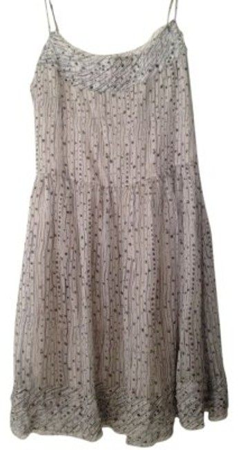 Preload https://img-static.tradesy.com/item/24222/willow-and-clay-blackwhite-polka-dot-print-chiffon-above-knee-cocktail-dress-size-12-l-0-0-650-650.jpg