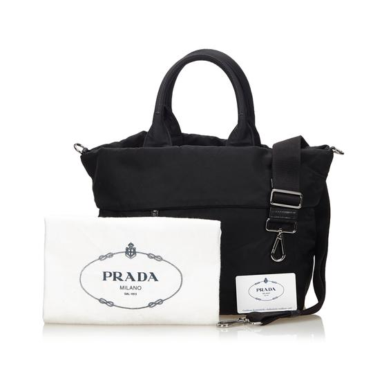 Prada 8bprto006 Tote in Black