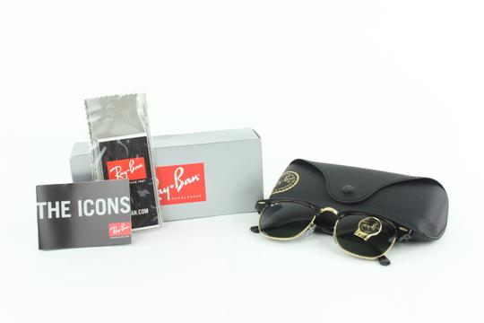 Ray-Ban rb3016 Clubmaster 49 25mz1019