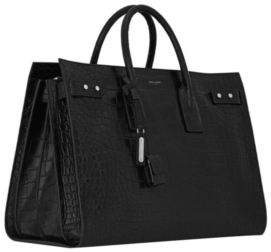 Preload https://img-static.tradesy.com/item/24222083/saint-laurent-sac-de-jour-large-new-black-croc-embossed-leather-satchel-0-5-540-540.jpg