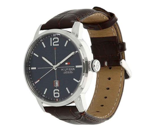 Tommy Hilfiger Tommy Hilfiger Men's Leather Band Watch 1791238