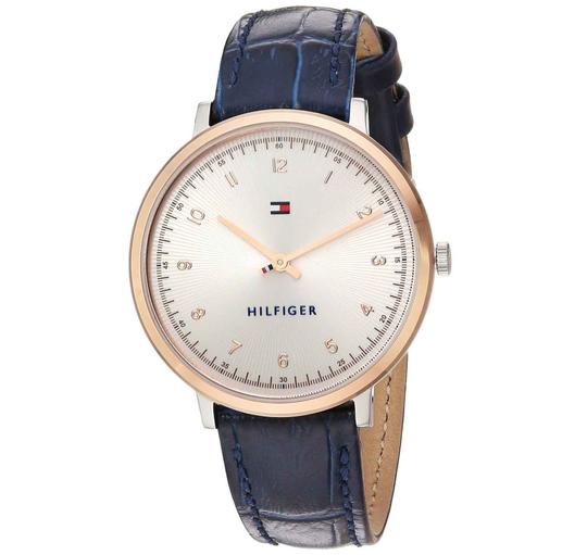 Preload https://img-static.tradesy.com/item/24222137/tommy-hilfiger-rose-gold-blue-women-s-case-leather-strap-watch-0-0-540-540.jpg