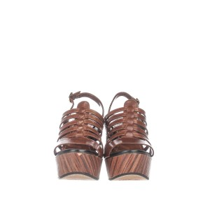 Vince Camuto Brown Platforms
