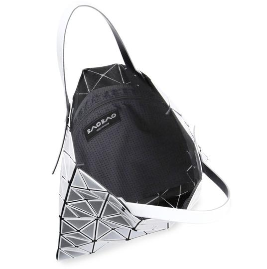 Issey Miyake Tote in Silver