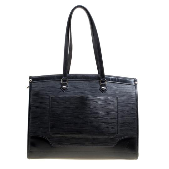 Preload https://img-static.tradesy.com/item/24222325/louis-vuitton-madeleine-gm-black-leather-tote-0-0-540-540.jpg