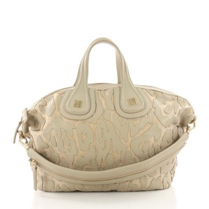 Givenchy Nightingale Satchel in Beige