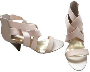 INC International Concepts Ivory Sandals