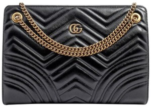 Gucci Marmont Marmont Shopper Quilted Marmont Quilted Shoulder Bag