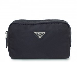 7131976cf0eb ... free shipping prada prada vela nylon beauty bag cosmetic makeup case  ab34e dad1a ...