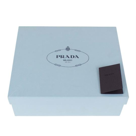 Prada Trainer Cloud Bust Knit Pink Athletic Image 3