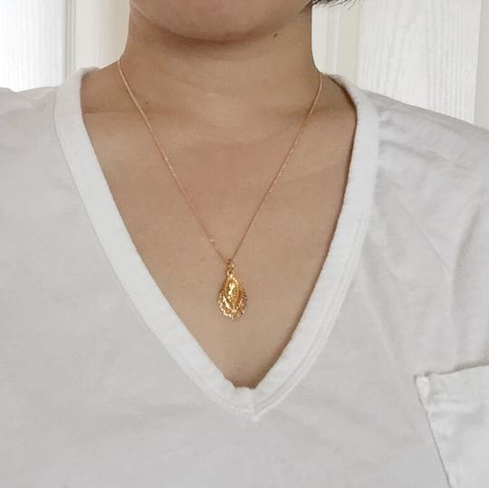 Other Real Saudi Gold 21k Necklace INTRICATE!! Image 6