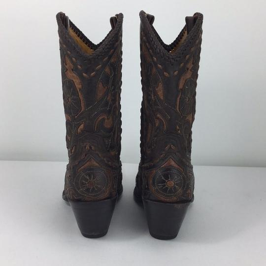 Old Gringo brown Boots Image 4