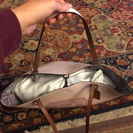 Coach Tote in Ice pink Image 2