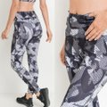 Mono B S Mono B Camo Yoga Leggings Squat Proof High Waist Yoga Pants DJ6121 Image 4