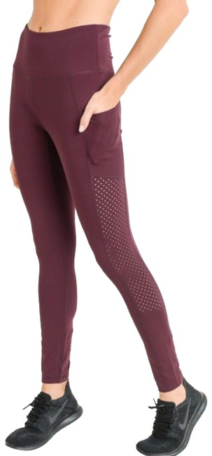 Preload https://img-static.tradesy.com/item/24223266/mono-b-plum-m-yoga-squat-proof-high-waist-yoga-pants-dj6118-activewear-bottoms-size-8-m-29-30-0-5-650-650.jpg