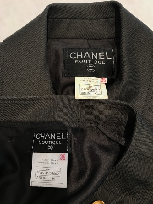 Chanel Chanel Military Style Image 5