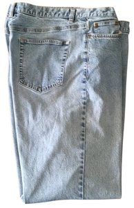 Charter Club Straight Leg Jeans-Light Wash