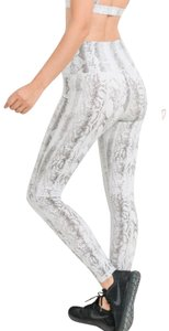 Mono B L Mono B Snake Print Yoga Leggings Squat Proof High Waist DJ2227