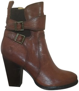 Frye ;eather Whiskey Boots