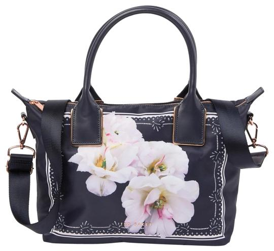 Preload https://img-static.tradesy.com/item/24223774/ted-baker-small-kimhas-gardenia-shopper-blue-nylon-tote-0-1-540-540.jpg