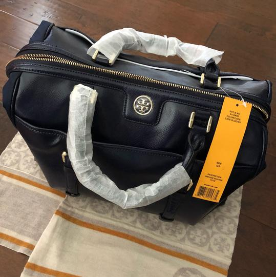 Tory Burch Cape Blue Midday Satchel Tote Tote in Cape Blue Image 1