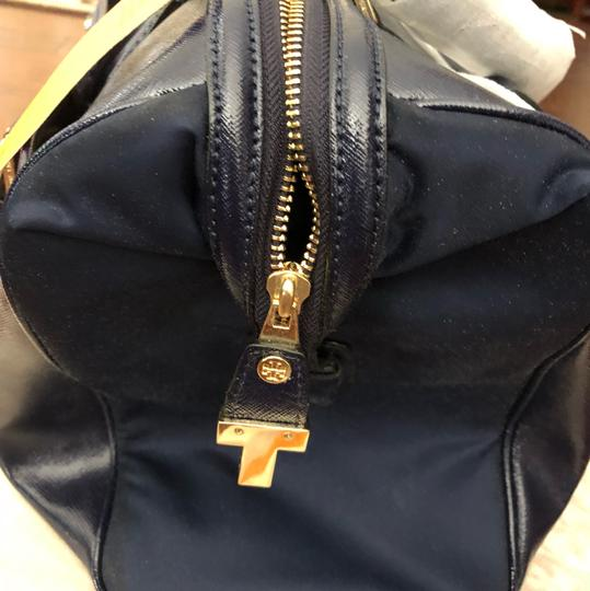Tory Burch Cape Blue Midday Satchel Tote Tote in Cape Blue Image 3