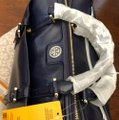 Tory Burch Cape Blue Midday Satchel Tote Tote in Cape Blue Image 4