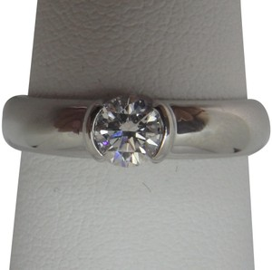 Tiffany & Co. Etoile Solitaire Ring