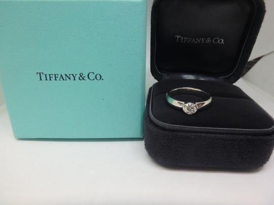 Tiffany & Co. Etoile Solitaire Ring Image 1