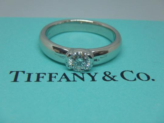 Tiffany & Co. Etoile Solitaire Ring Image 2