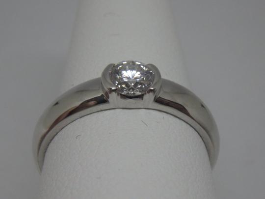 Tiffany & Co. Etoile Solitaire Ring Image 4