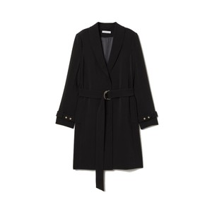H&M Belted Long Trench Coat