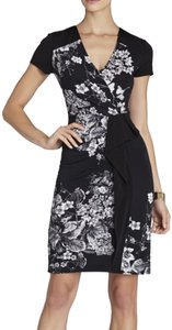 BCBGMAXAZRIA Floral Bcbg Dress