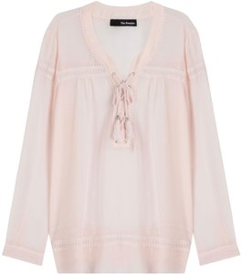 The Kooples Top blush