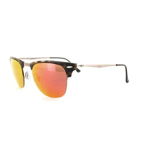 """Ray-Ban NEW Ray-Ban Clubmaster """"Light Ray"""" (RB8056), Made in Italy"""