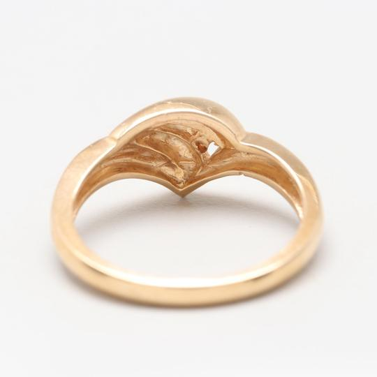 Others 14K Yellow Gold Diamond Ring Image 2