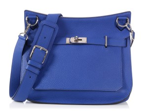 Hermès Hr.p0925.12 Electric 34 Clemence Cross Body Bag