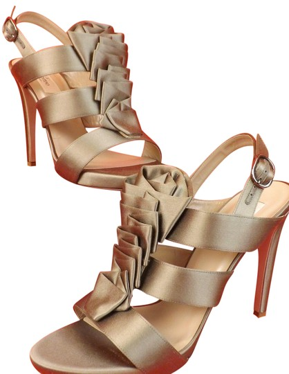 Preload https://img-static.tradesy.com/item/24225815/valentino-gold-taupe-satin-ruched-strappy-slingback-platform-sandals-pumps-size-eu-395-approx-us-95-0-1-540-540.jpg