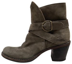 Fiorentini + Baker Taupe Boots