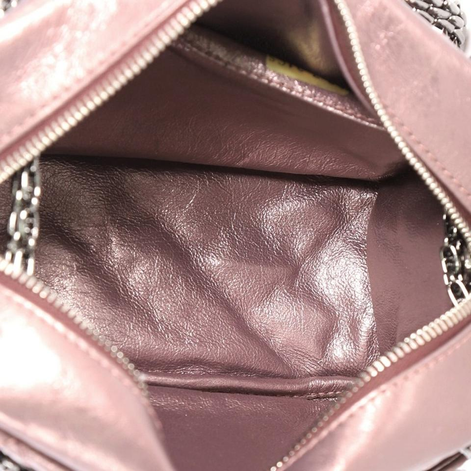39cfe18d3ecd Chanel 2.55 Reissue Camera Quilted Aged Small Mauve Metallic ...