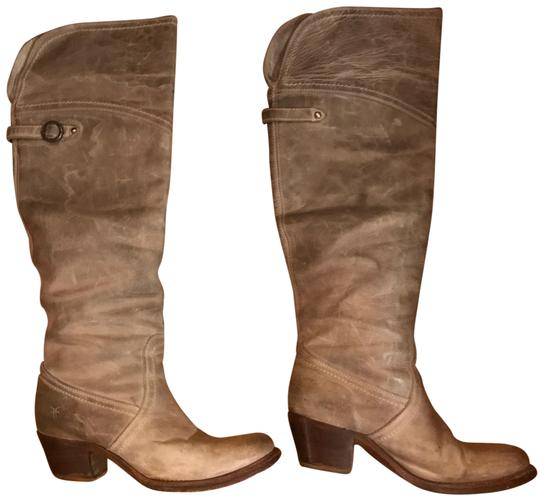 Frye taupe Boots Image 0