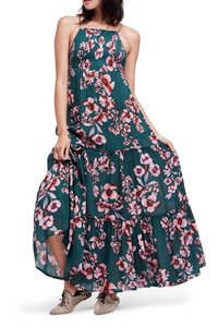 green Maxi Dress by Free People