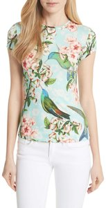 Ted Baker T Shirt pale green