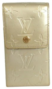 Louis Vuitton Phone Case Cigarette Case Walker Pouch Walet Gris Clutch