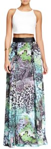 TOV Holy Maxi Skirt Purple, Green, Blue, Black, White