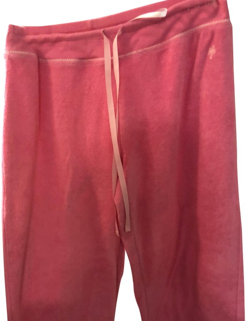 Item - Pink XS Worn Once Terry Cloth Activewear Bottoms Size 2 (XS)